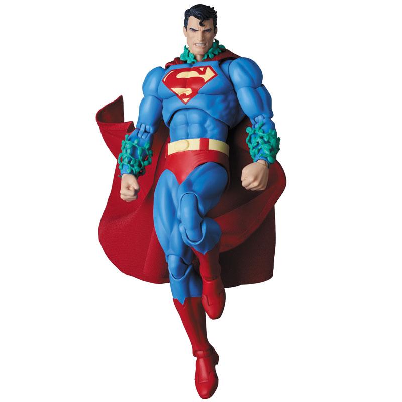 マフェックス MAFEX『スーパーマン ハッシュ版/SUPERMAN(HUSH Ver.)』アクションフィギュア-001