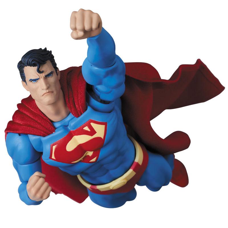 マフェックス MAFEX『スーパーマン ハッシュ版/SUPERMAN(HUSH Ver.)』アクションフィギュア-002