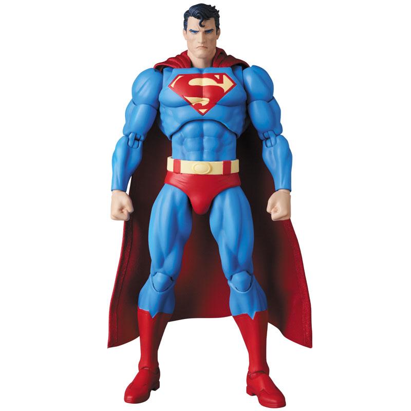 マフェックス MAFEX『スーパーマン ハッシュ版/SUPERMAN(HUSH Ver.)』アクションフィギュア-003