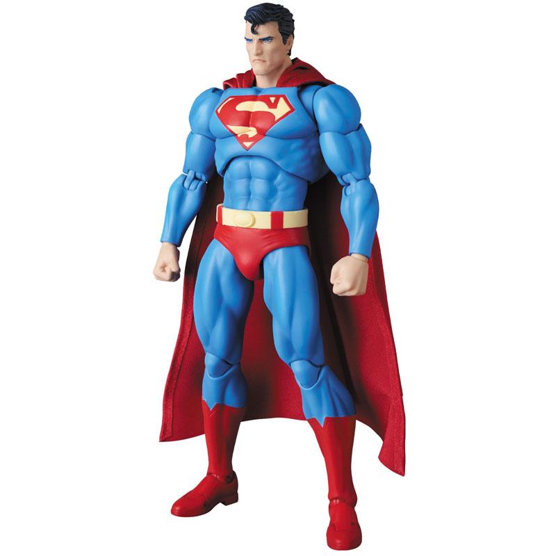 マフェックス MAFEX『スーパーマン ハッシュ版/SUPERMAN(HUSH Ver.)』アクションフィギュア-004