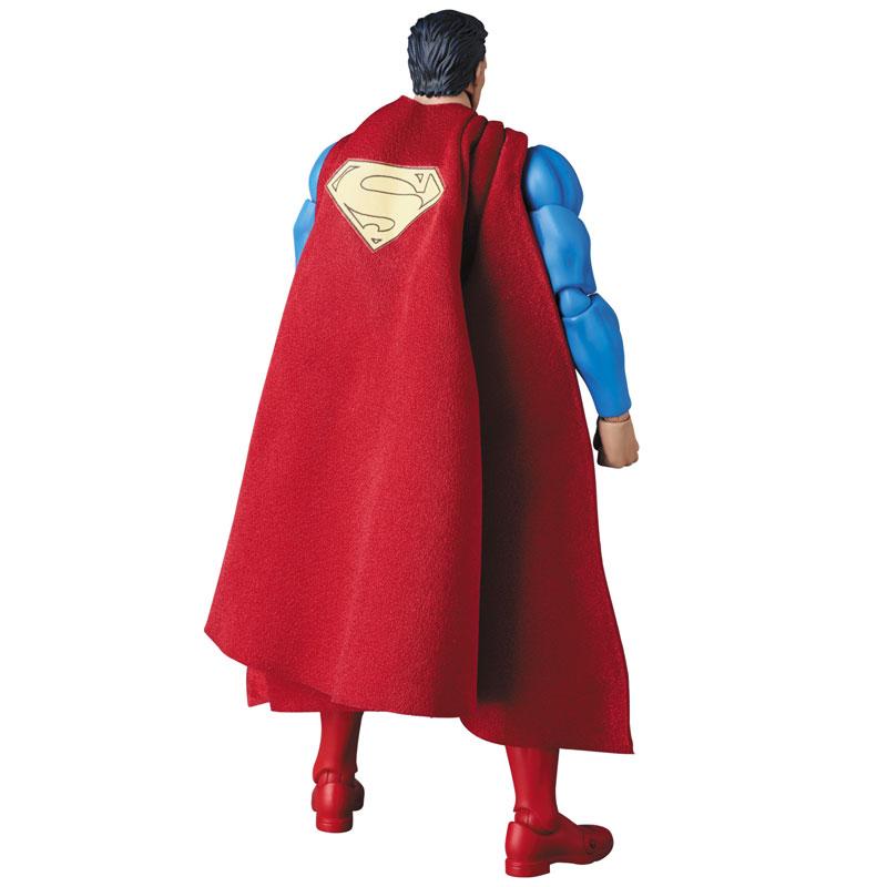 マフェックス MAFEX『スーパーマン ハッシュ版/SUPERMAN(HUSH Ver.)』アクションフィギュア-005