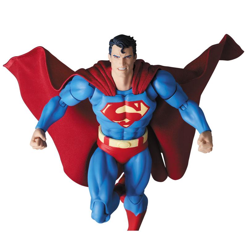 マフェックス MAFEX『スーパーマン ハッシュ版/SUPERMAN(HUSH Ver.)』アクションフィギュア-007