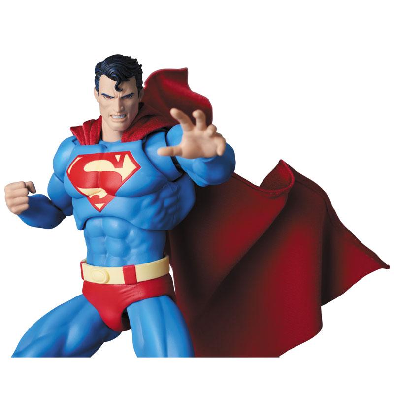 マフェックス MAFEX『スーパーマン ハッシュ版/SUPERMAN(HUSH Ver.)』アクションフィギュア-008
