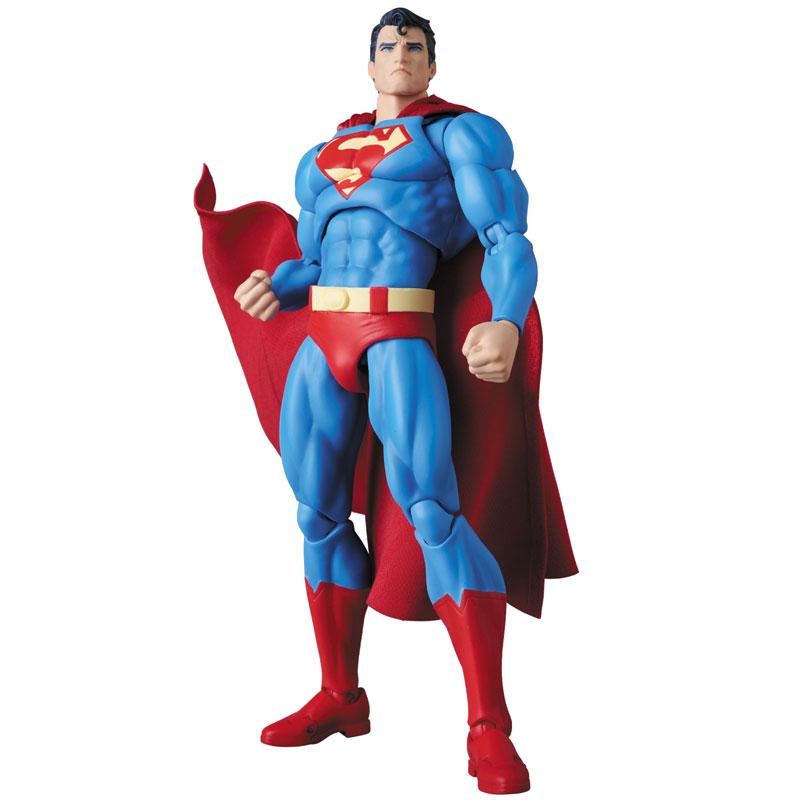 マフェックス MAFEX『スーパーマン ハッシュ版/SUPERMAN(HUSH Ver.)』アクションフィギュア-009
