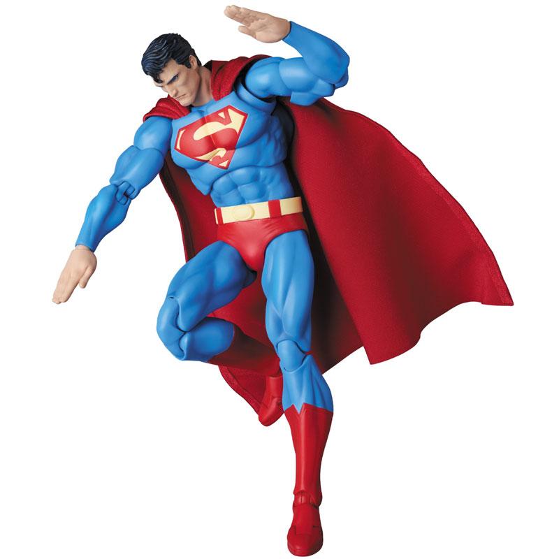 マフェックス MAFEX『スーパーマン ハッシュ版/SUPERMAN(HUSH Ver.)』アクションフィギュア-010