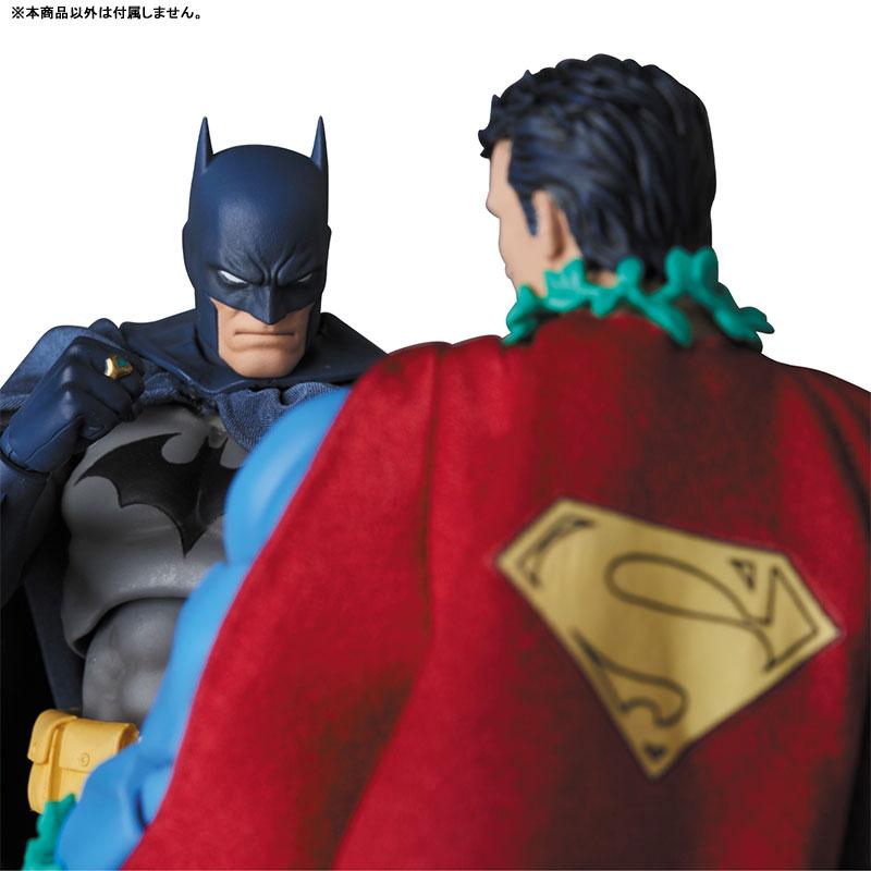 マフェックス MAFEX『スーパーマン ハッシュ版/SUPERMAN(HUSH Ver.)』アクションフィギュア-011