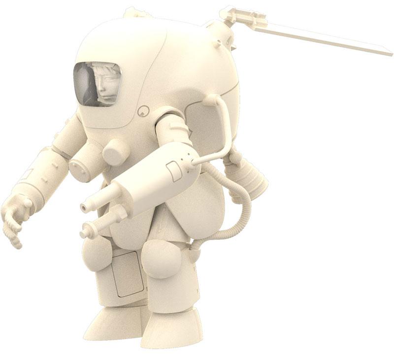 【ガチャガチャ】マシーネンクリーガー『35ガチャーネン 横山宏ワールド FINAL』プラモデル-002