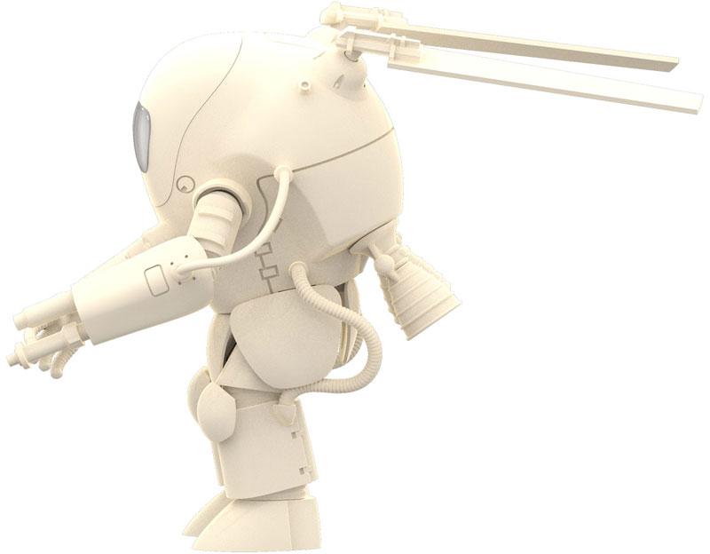 【ガチャガチャ】マシーネンクリーガー『35ガチャーネン 横山宏ワールド FINAL』プラモデル-004