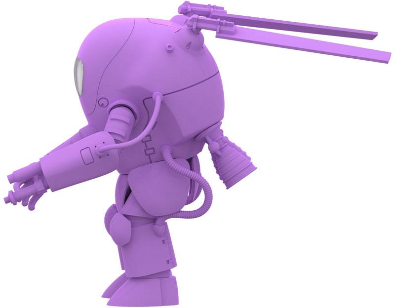 【ガチャガチャ】マシーネンクリーガー『35ガチャーネン 横山宏ワールド FINAL』プラモデル-011