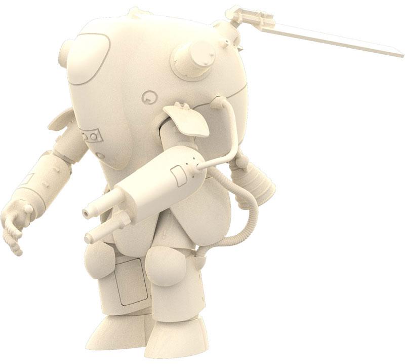 【ガチャガチャ】マシーネンクリーガー『35ガチャーネン 横山宏ワールド FINAL』プラモデル-012