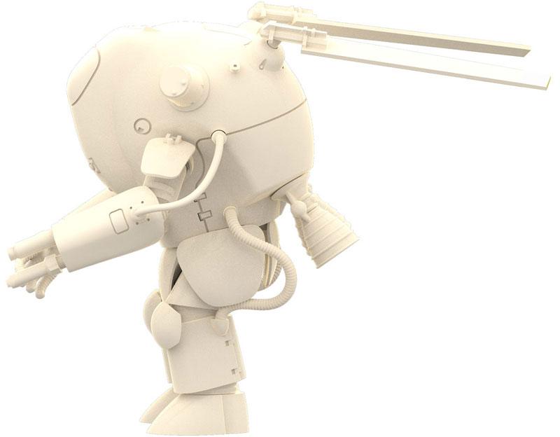 【ガチャガチャ】マシーネンクリーガー『35ガチャーネン 横山宏ワールド FINAL』プラモデル-014