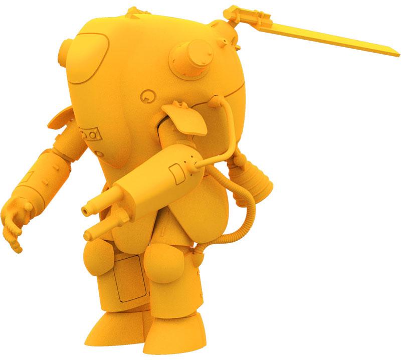 【ガチャガチャ】マシーネンクリーガー『35ガチャーネン 横山宏ワールド FINAL』プラモデル-015