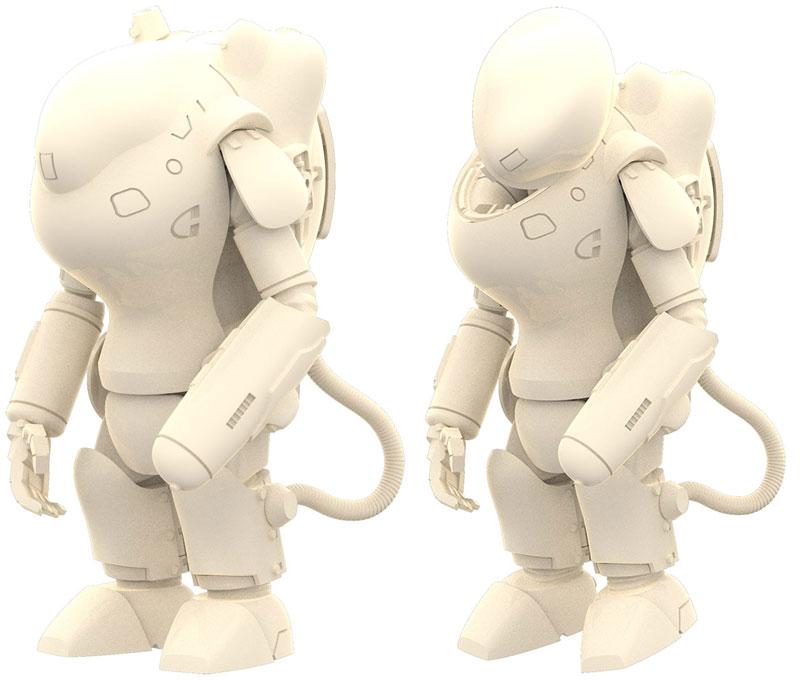 【ガチャガチャ】マシーネンクリーガー『35ガチャーネン 横山宏ワールド FINAL』プラモデル-022