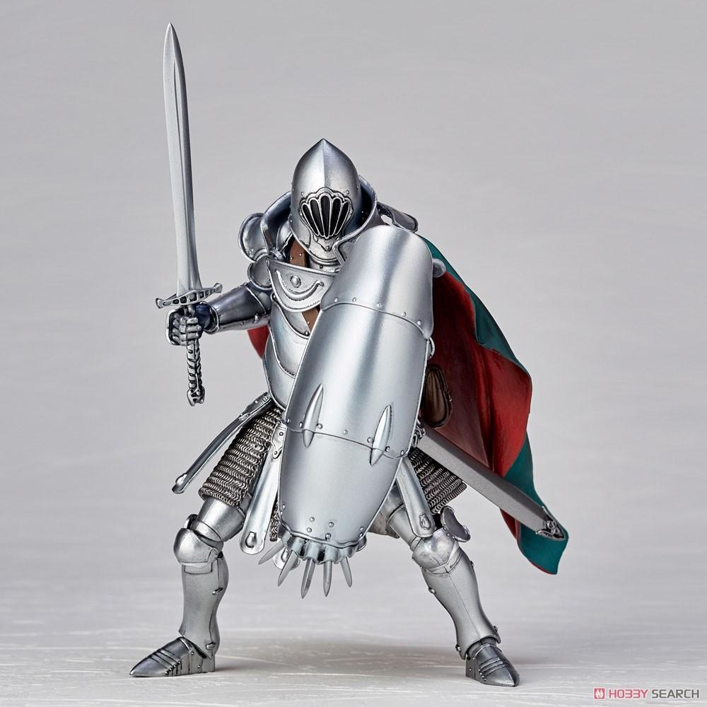 タケヤ式自在置物 KT-028『トルメキア装甲兵 クシャナ親衛隊Ver.』風の谷のナウシカ 可動フィギュア-001