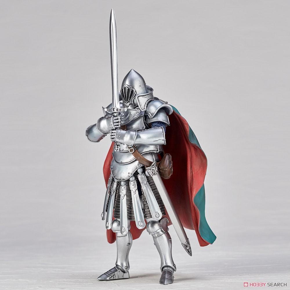 タケヤ式自在置物 KT-028『トルメキア装甲兵 クシャナ親衛隊Ver.』風の谷のナウシカ 可動フィギュア-006