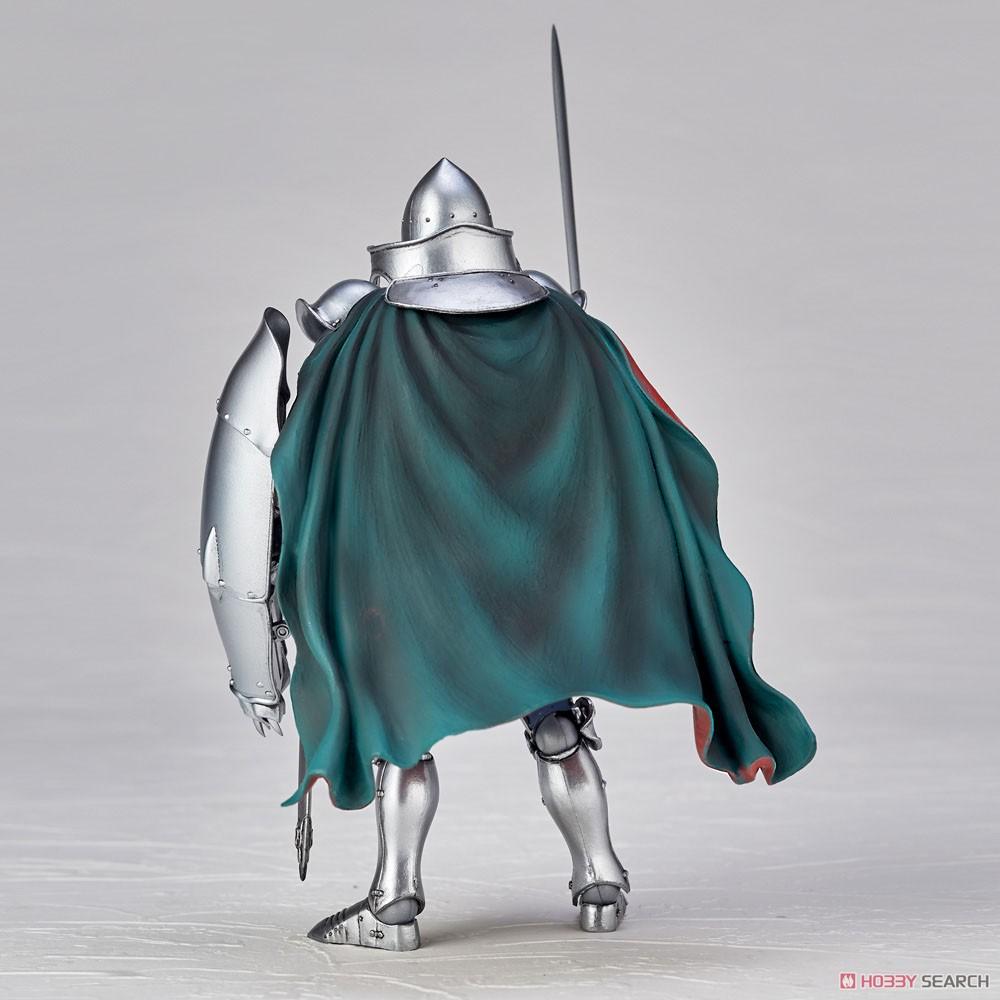 タケヤ式自在置物 KT-028『トルメキア装甲兵 クシャナ親衛隊Ver.』風の谷のナウシカ 可動フィギュア-008