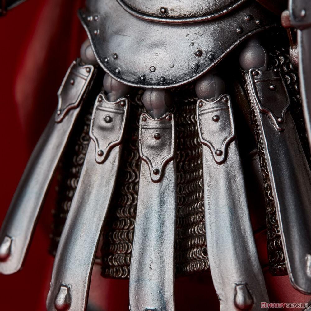 タケヤ式自在置物 KT-028『トルメキア装甲兵 クシャナ親衛隊Ver.』風の谷のナウシカ 可動フィギュア-014