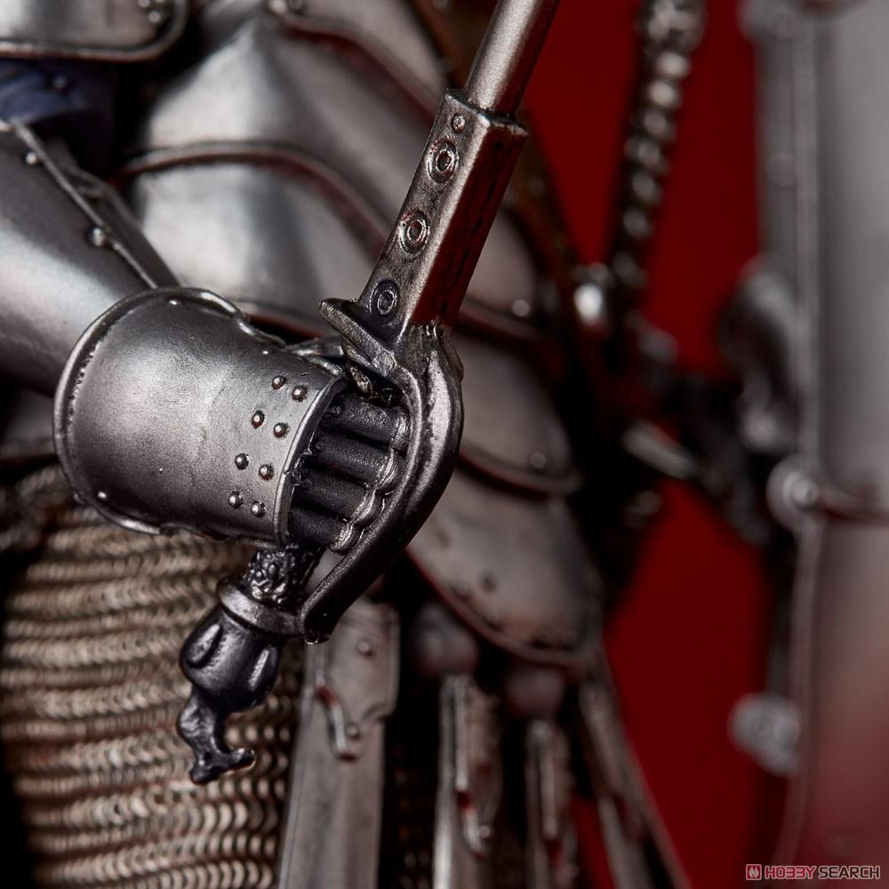 タケヤ式自在置物 KT-028『トルメキア装甲兵 クシャナ親衛隊Ver.』風の谷のナウシカ 可動フィギュア-016