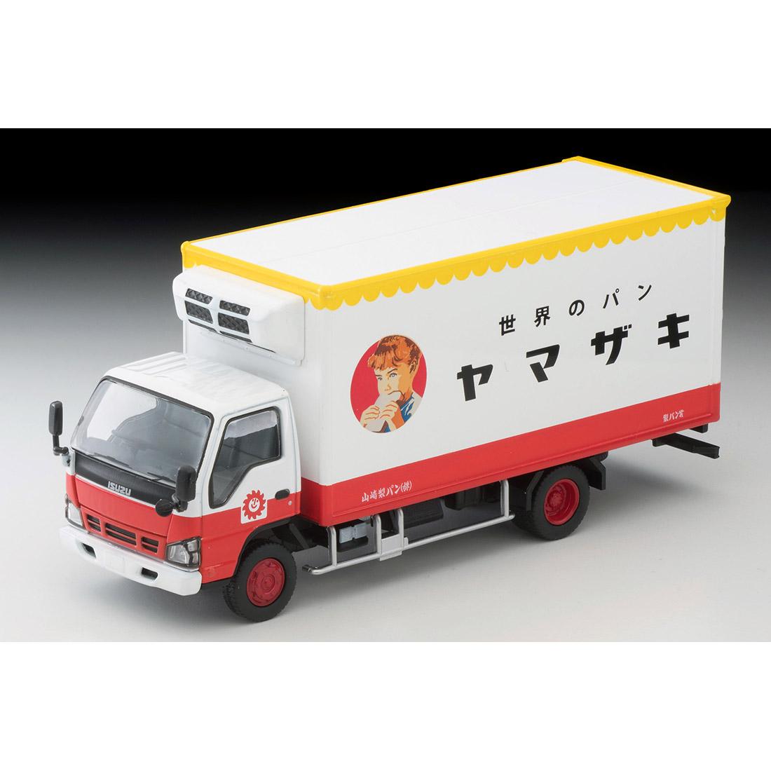 トミカリミテッドヴィンテージ ネオ LV-N195b『いすゞエルフ パネルバン(ヤマザキパン)』1/64 ミニカー-002