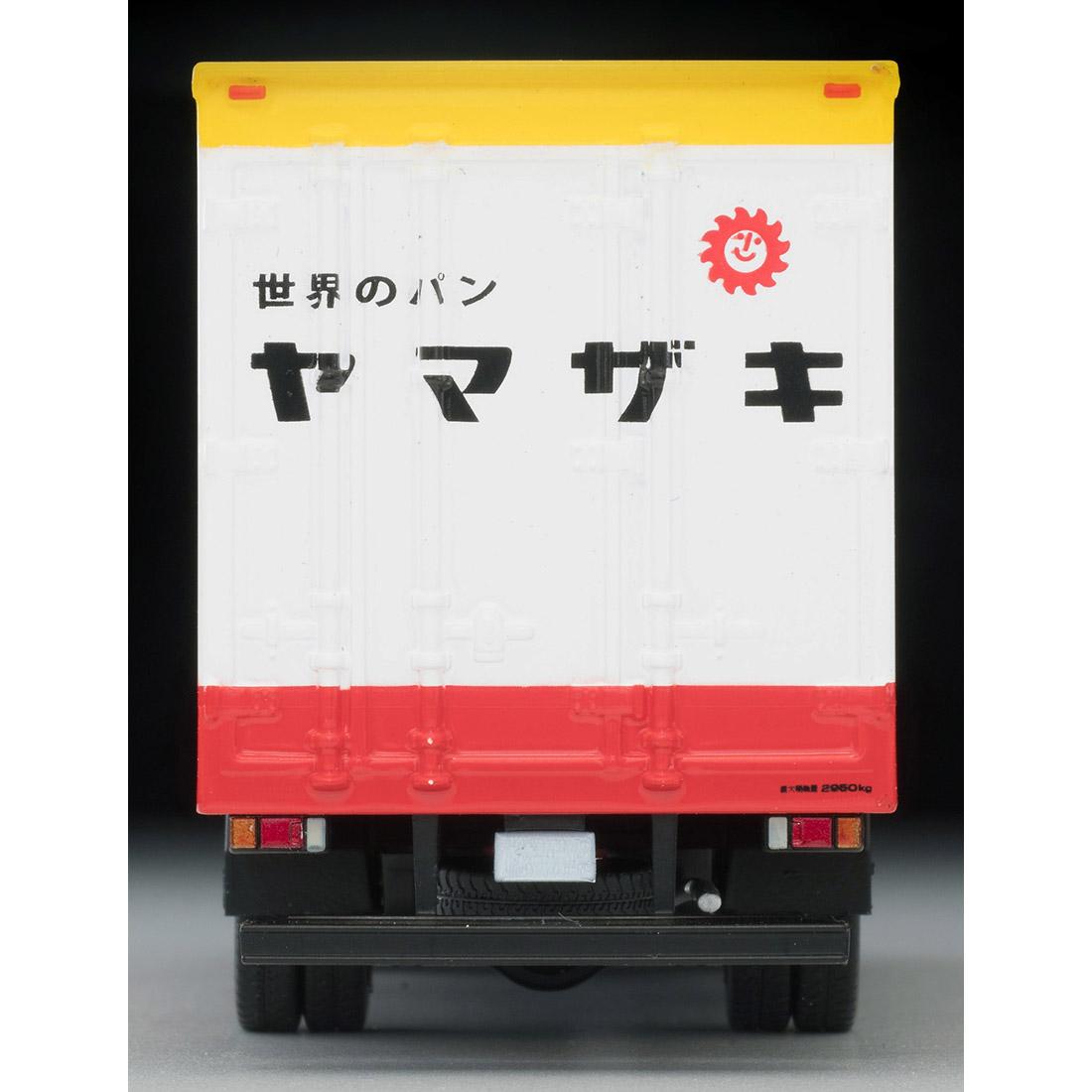 トミカリミテッドヴィンテージ ネオ LV-N195b『いすゞエルフ パネルバン(ヤマザキパン)』1/64 ミニカー-005