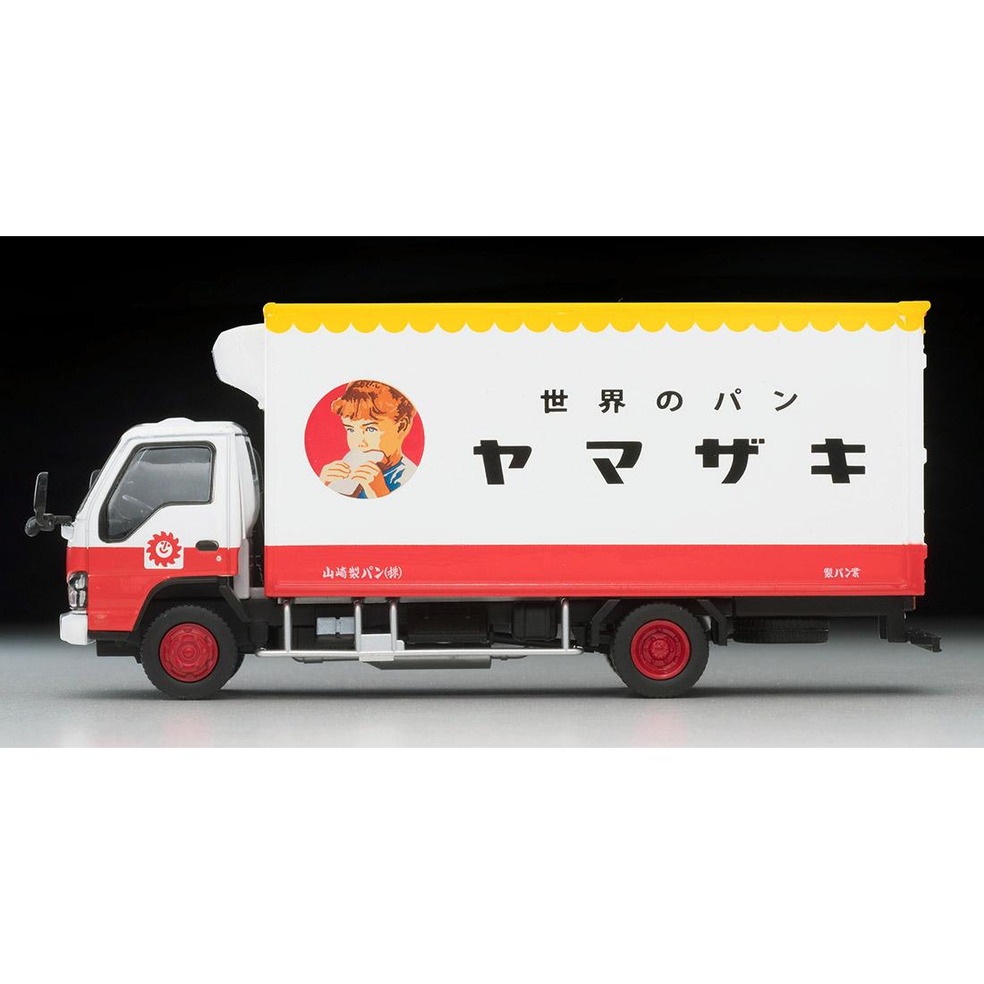 トミカリミテッドヴィンテージ ネオ LV-N195b『いすゞエルフ パネルバン(ヤマザキパン)』1/64 ミニカー-006