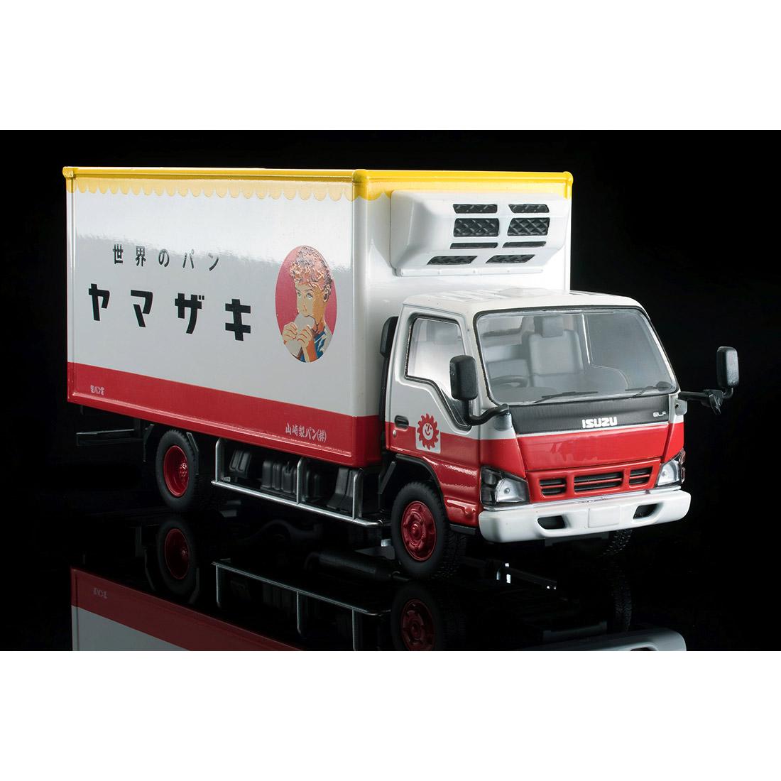トミカリミテッドヴィンテージ ネオ LV-N195b『いすゞエルフ パネルバン(ヤマザキパン)』1/64 ミニカー-008