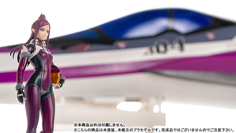 PLAMAX MF-46 minimum factory『ミラージュ・ファリーナ・ジーナス』マクロスΔ 1/20 プラモデル-006