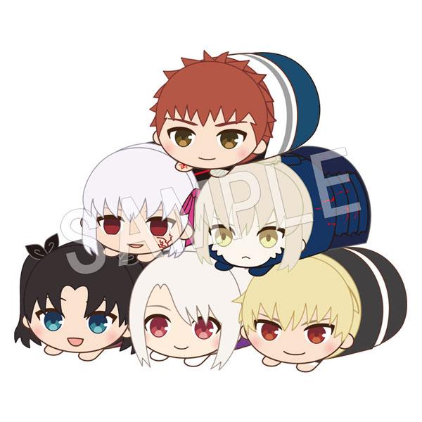 Fate/stay night [Heaven's Feel]『もちころりん ぬいぐるみマスコット』6個入りBOX-007