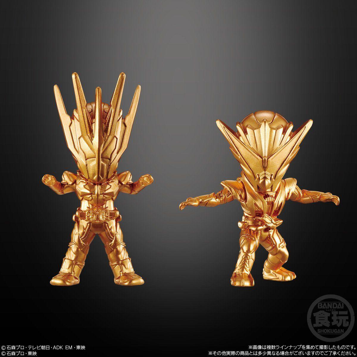 【食玩】『仮面ライダーゴールドフィギュア02』16個入りBOX-003