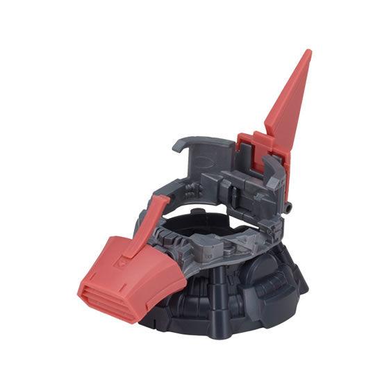 【ガシャポン】EXCEED MODEL『ZAKU HEAD 8』ザク頭部モデル-009