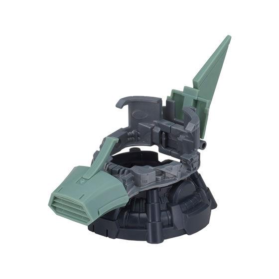 【ガシャポン】EXCEED MODEL『ZAKU HEAD 8』ザク頭部モデル-010
