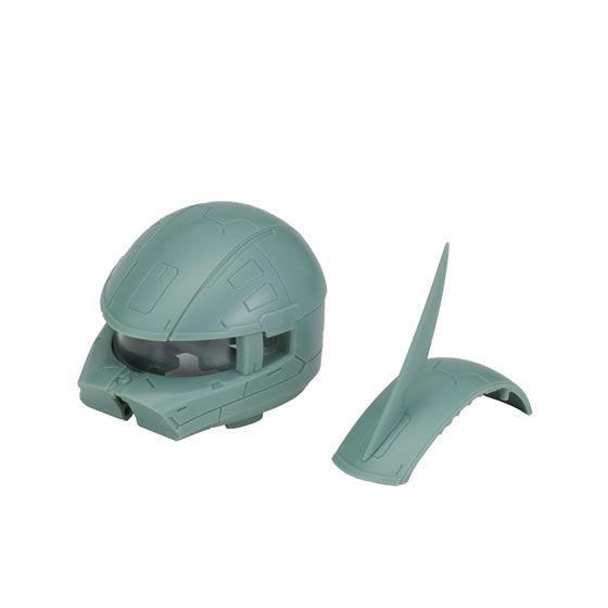 【ガシャポン】EXCEED MODEL『ZAKU HEAD 8』ザク頭部モデル-012