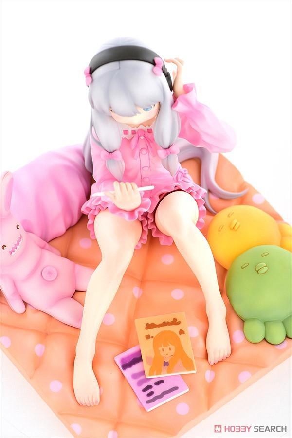 エロマンガ先生『和泉紗霧~妹と開かずの間 Frontispiece ver.~』1/6 完成品フィギュア-023
