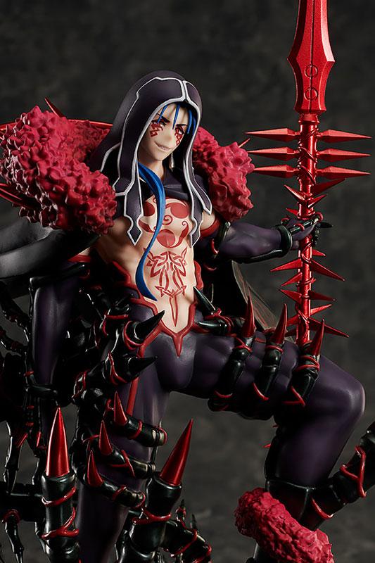 【限定販売】Fate/Grand Orderバーサーカー/クー・フーリン 〔オルタ〕 1/7 完成品フィギュア-008