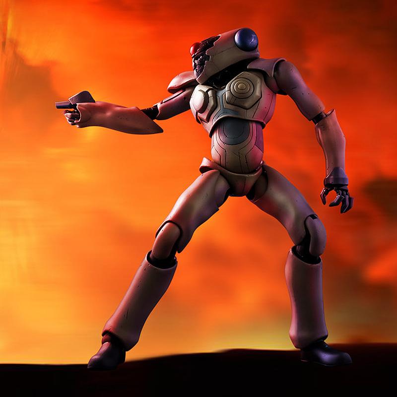 幻魔大戦『ベガ』12インチ アクションフィギュア-018