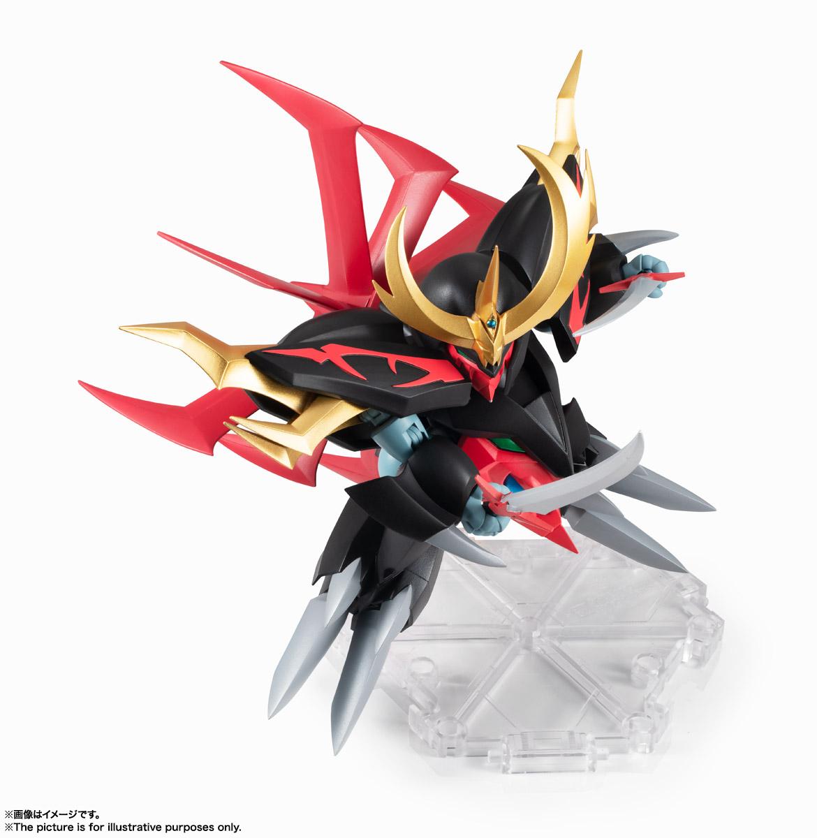 NXEDGE STYLE[MASHIN UNIT]『邪戦角』魔神英雄伝ワタル 可動フィギュア-003