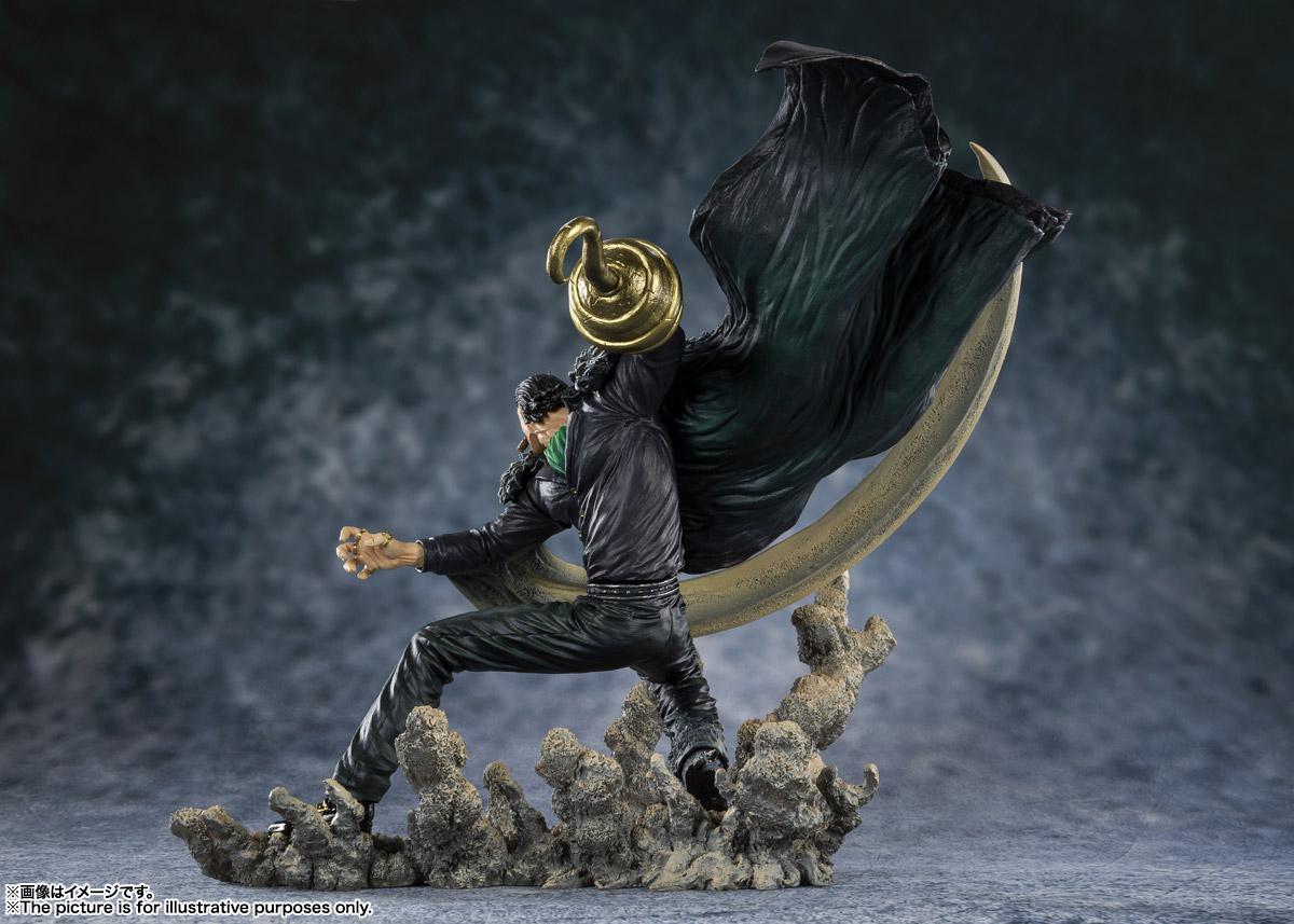 フィギュアーツZERO[EXTRA BATTLE]『サー・クロコダイル -頂上決戦-』ONE PIECE 完成品フィギュア-004