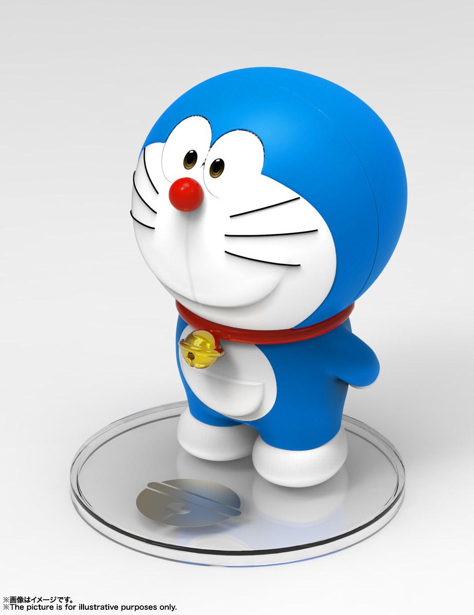 フィギュアーツZERO『ドラえもん(STAND BY ME ドラえもん 2)』完成品フィギュア-002