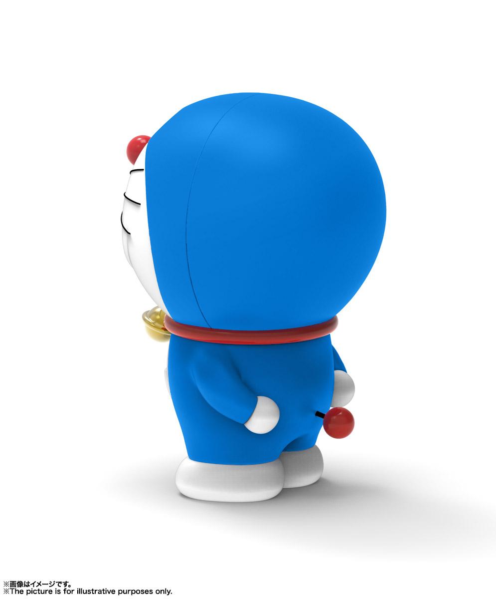 フィギュアーツZERO『ドラえもん(STAND BY ME ドラえもん 2)』完成品フィギュア-004