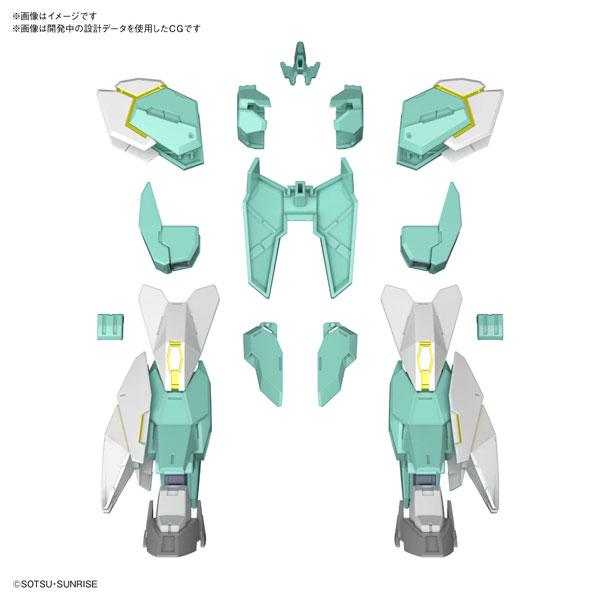 HGBD:R 1/144『主人公機新外装アイテム2』ガンダムビルドダイバーズRe:RISE プラモデル