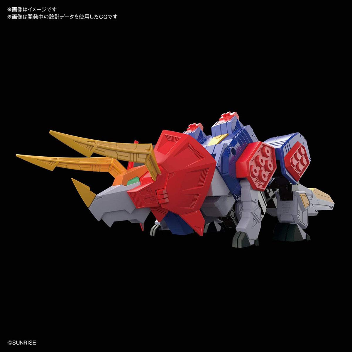 【再販】HG 1/300『グランザウラー』熱血最強ゴウザウラー プラモデル-005