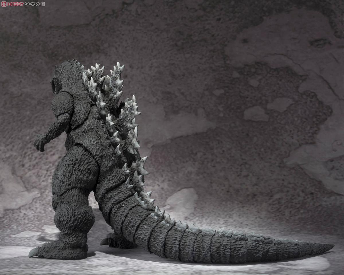 【再販】S.H.MonsterArts『ゴジラ(1954)』可動フィギュア-003