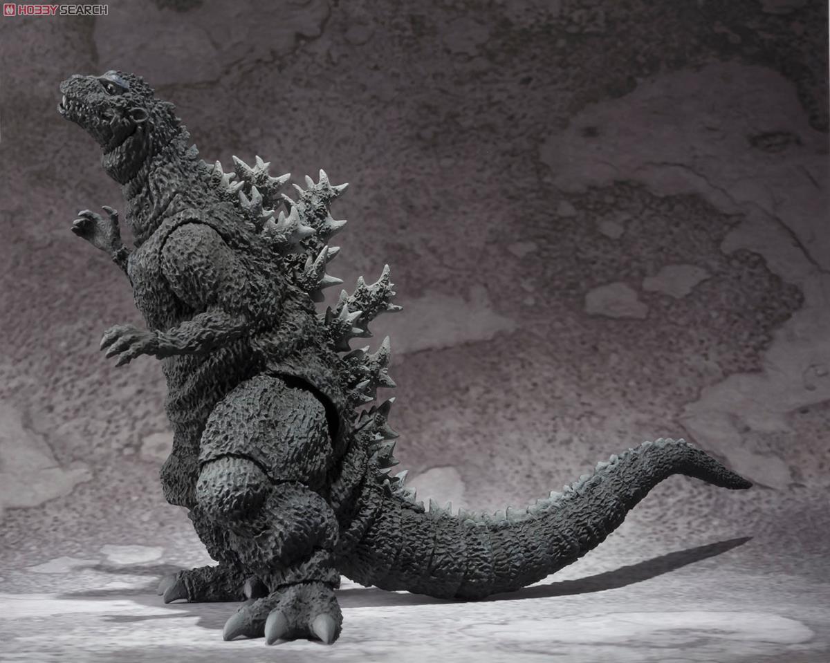 【再販】S.H.MonsterArts『ゴジラ(1954)』可動フィギュア-005