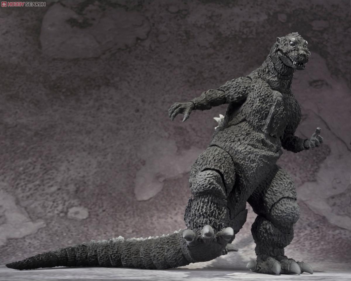 【再販】S.H.MonsterArts『ゴジラ(1954)』可動フィギュア-007