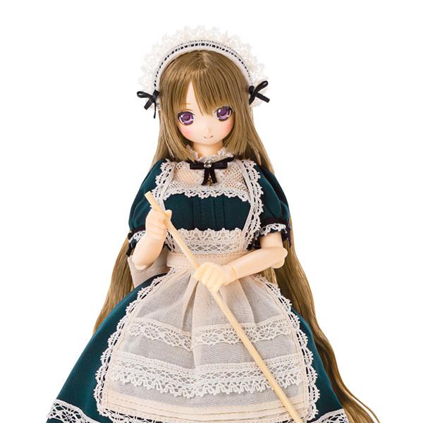 えっくす☆きゅーと ふぁみりー『Fuka(ふうか)/Loyal Maid(通常販売ver.)』1/6 完成品ドール