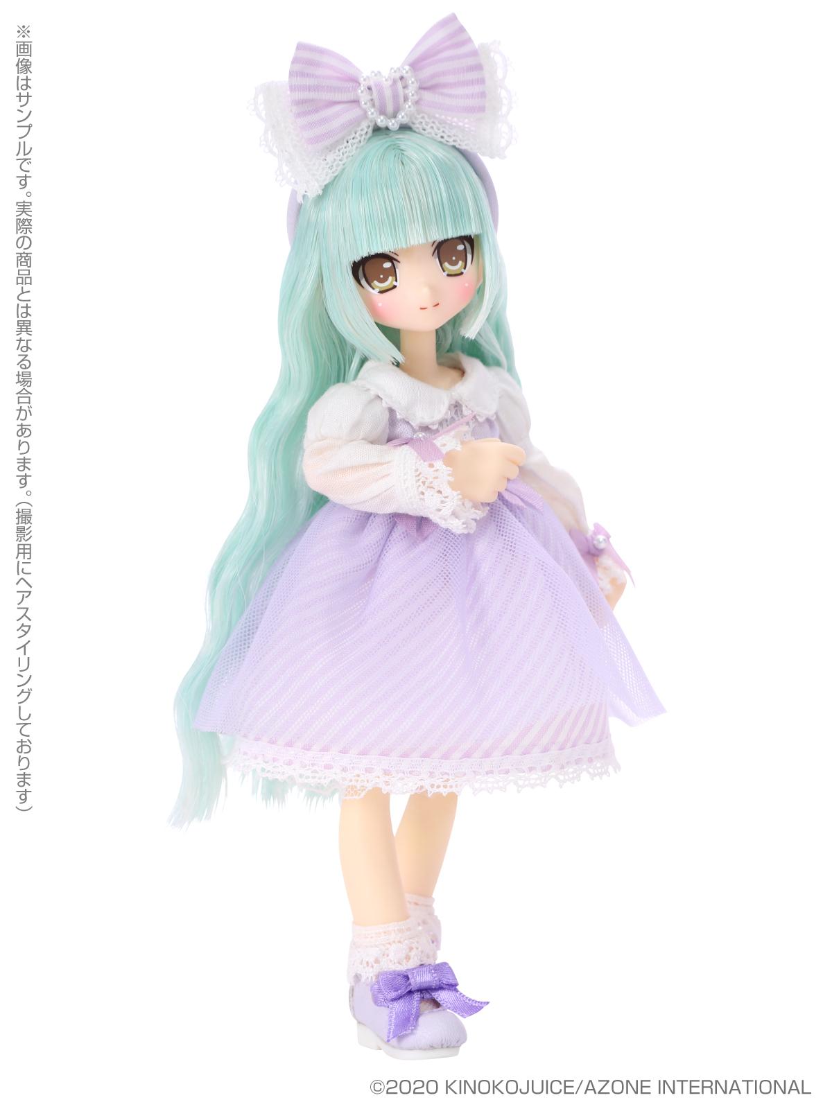 キノコジュース×Lil'Fairy『Twinkle☆Candy Girls/ヴェル』1/12 完成品ドール-003