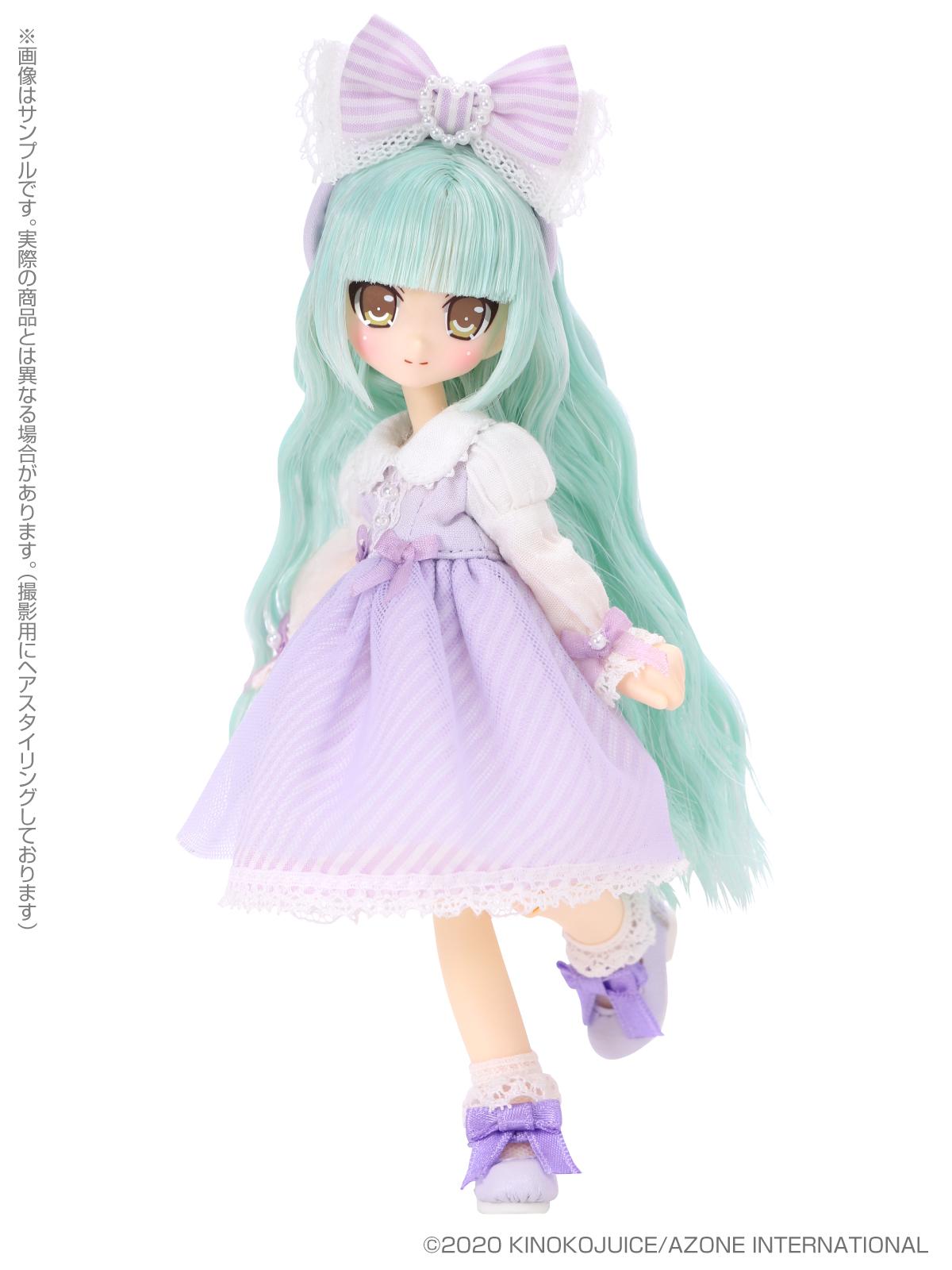 キノコジュース×Lil'Fairy『Twinkle☆Candy Girls/ヴェル』1/12 完成品ドール-004