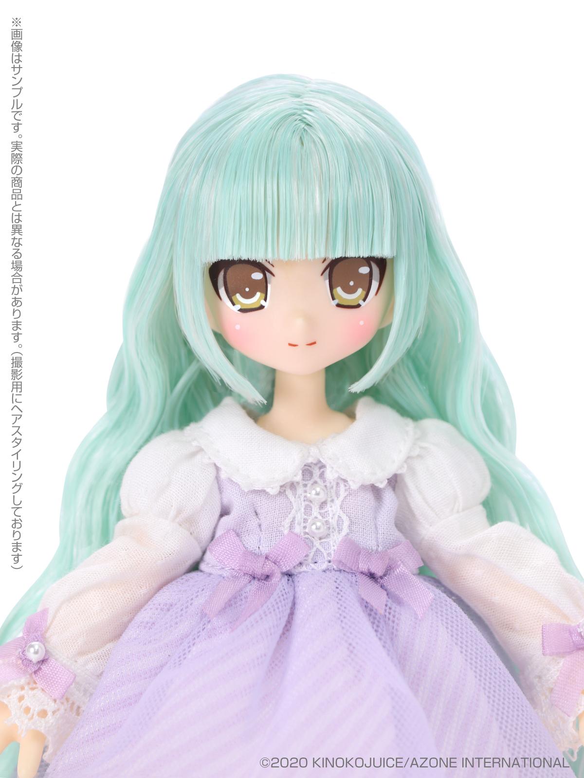 キノコジュース×Lil'Fairy『Twinkle☆Candy Girls/ヴェル』1/12 完成品ドール-005