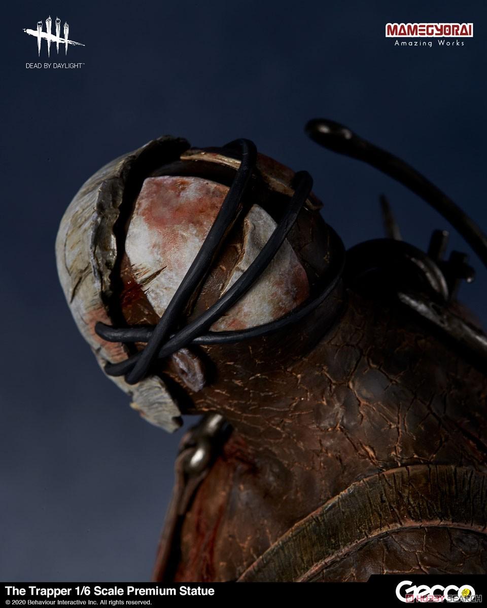 デッド バイ デイライト『トラッパー/THE TRAPPER』Dead By Daylight 1/6 プレミアム スタチュー-013