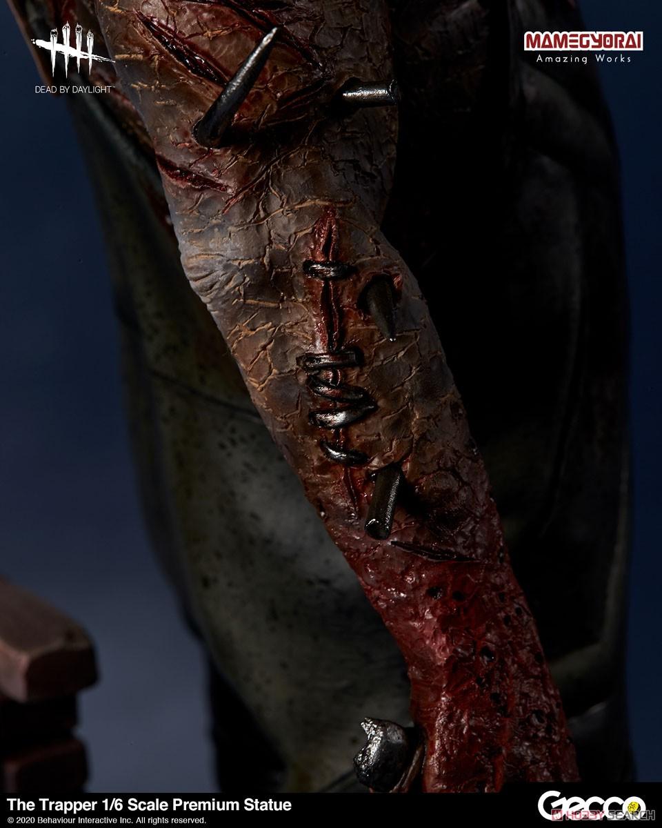 デッド バイ デイライト『トラッパー/THE TRAPPER』Dead By Daylight 1/6 プレミアム スタチュー-020